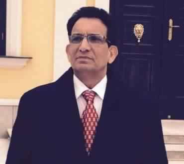 Dr J S Yadav