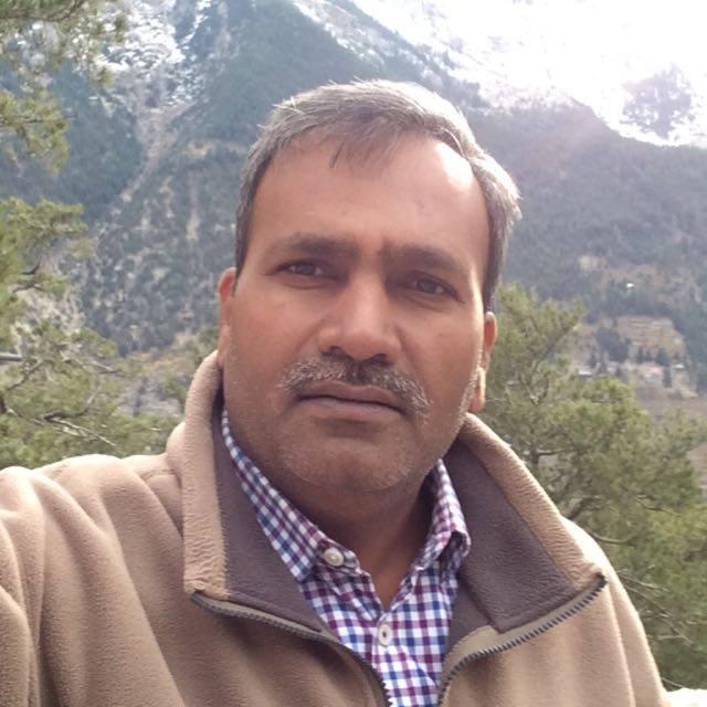 Mr Pradeep Kumar Yadav