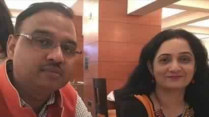 Mr S S Yadav(Ms Anita Yadav)